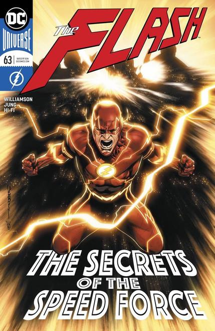 DC The Flash #63 Comic Book