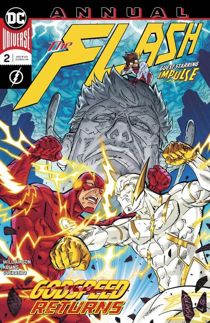 DC The Flash #2 Annual Comic Book