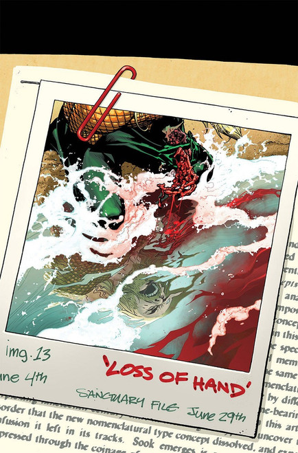 DC Heroes In Crisis #4 of 9 Comic Book [Ryan Sook Variant Cover]