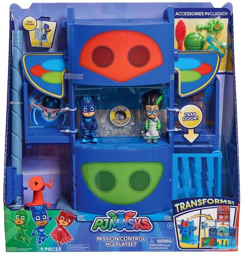 Disney Junior PJ Masks Mission Control HQ Playset