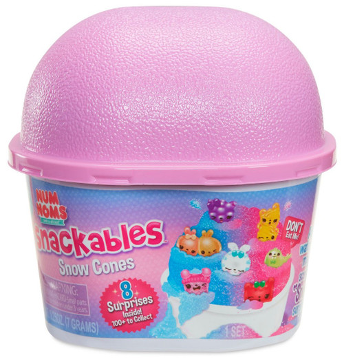 Num Noms Snackables Snow Cones Series 2 Mystery Pack [Pink Top]