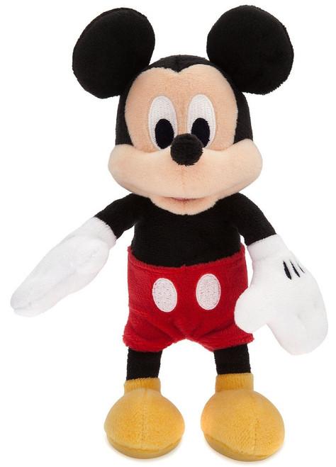 Disney Mickey Mouse Exclusive 9-Inch Mini Bean Bag Plush [2018]