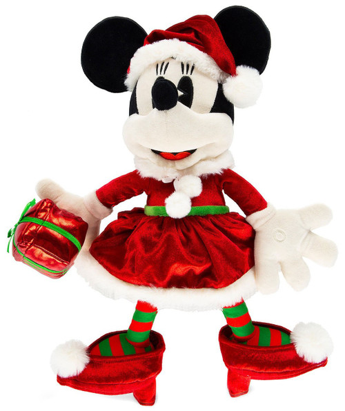 Disney 2018 Holiday Minnie Mouse Exclusive 18-Inch Plush [Mrs. Santa]
