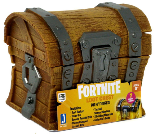 Fortnite Rust Bucket Loot Chest