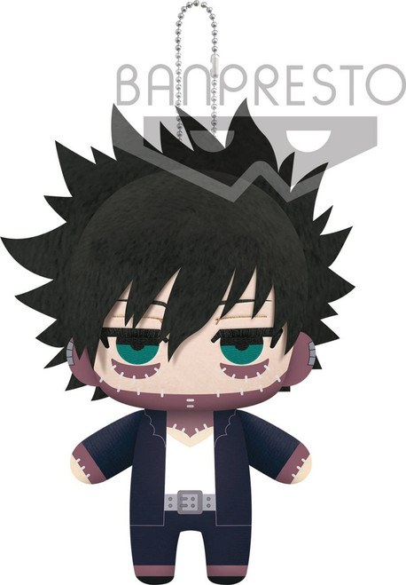 My Hero Academia Series 2 Dabi 6-Inch Plush Dangler