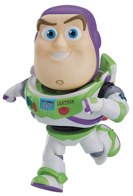 Disney Toy Story Nendoroid Buzz Lightyear Action Figure [DX Version]