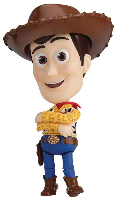Disney Toy Story Nendoroid Woody Action Figure [DX Version]