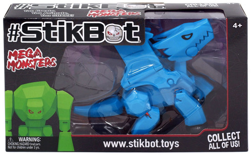 Stikbot Mega Monsters Scorch Figure