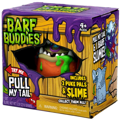 Crate Creatures Surprise! Barf Buddies Grumble Figure