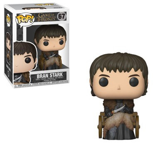 Funko Game of Thrones POP! Bran Stark Vinyl Figure #67 [Damaged Package]