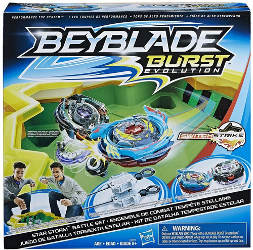 Beyblade Burst Star Storm Battle Set [Damaged Package]