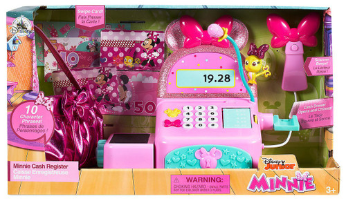 Disney Minnie Mouse Minnie Cash Register Exclusive Playset [2018, Damaged Package]