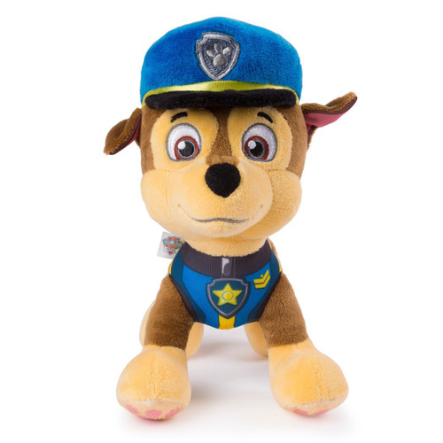 Paw Patrol Ultimate Rescue Police Chase Plush [Blue]