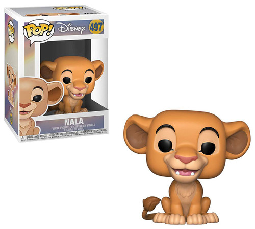 Funko The Lion King POP! Disney Nala Vinyl Figure #497