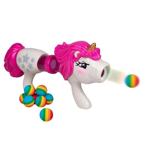 Power Popper Unicorn Blaster [Shoots Over 20 Feet!]