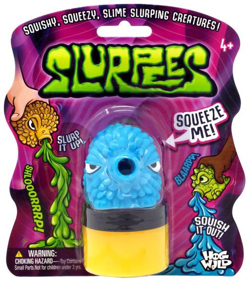 Slurpees Blue Monster Squeeze Toy [Version 1]
