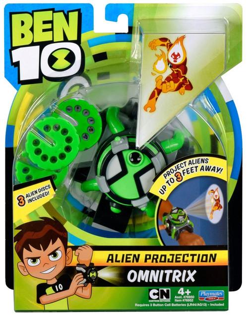 Ben 10 Alien Projection Omnitrix Roleplay Toy