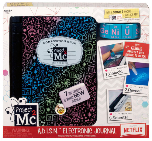 Project MC2 A.D.I.S.N. Electronic Journal