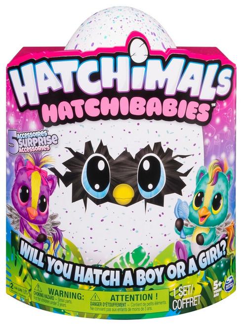 Hatchimals Hatchibabies Ponette Magical Creature [RANDOM Color]