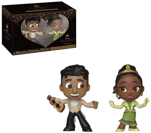 Funko Disney Princess The Princess & The Frog Tiana & Naveen Mini Vinyl Figures 2-Pack