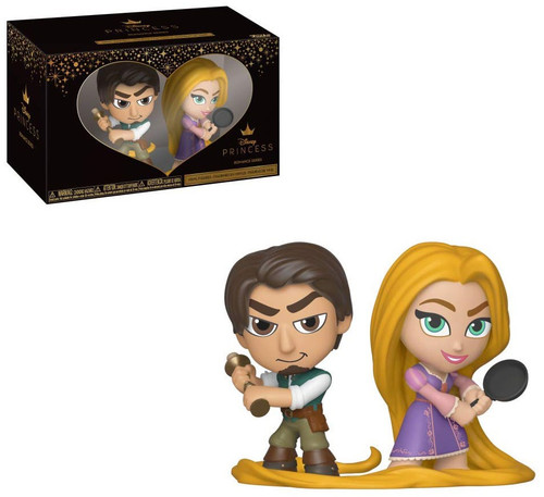 Funko Disney Princess Tangled Rapunzel & Flynn Mini Vinyl Figures 2 Pack