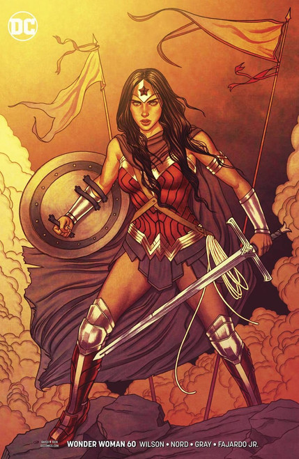 DC Wonder Woman #60 Comic Book [Jenny Frison Variant Cover]