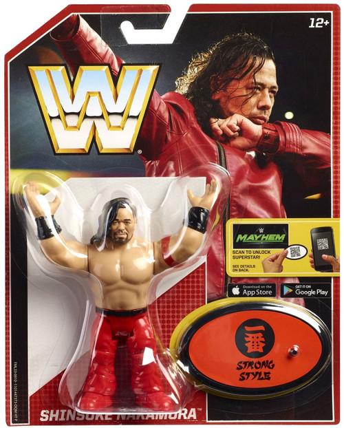 WWE Wrestling Retro Shinsuke Nakamura Action Figure