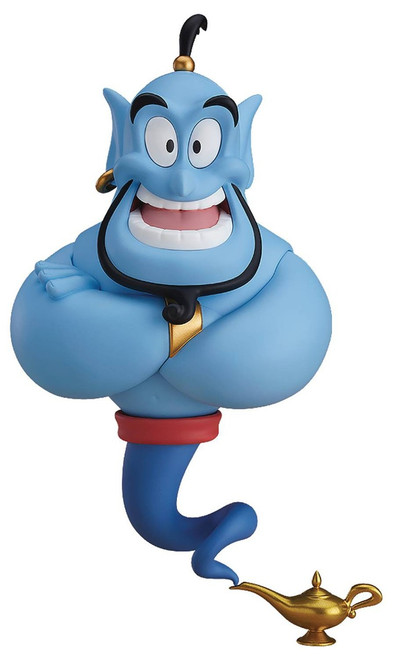 Disney Aladdin Nendoroid Genie Action Figure