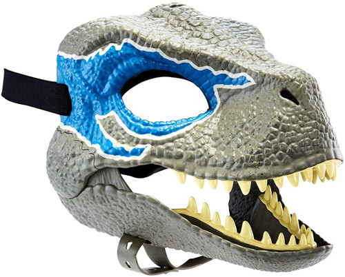 Jurassic World Fallen Kingdom Velociraptor Blue Basic Mask