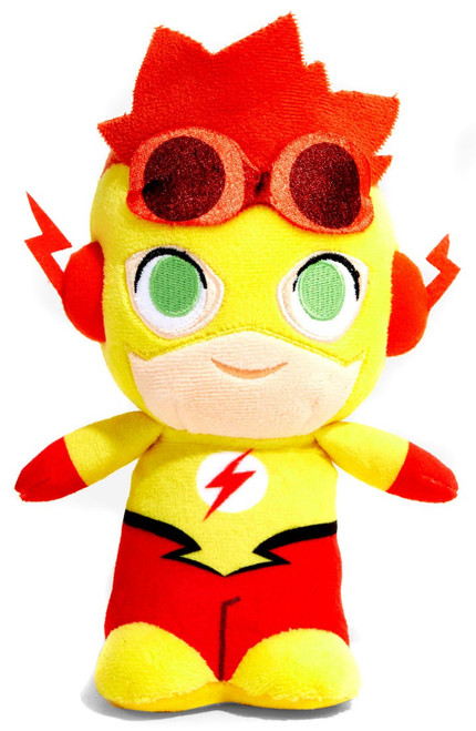 Funko DC Young Justice SuperCute Kid Flash Exclusive 8-Inch Plush