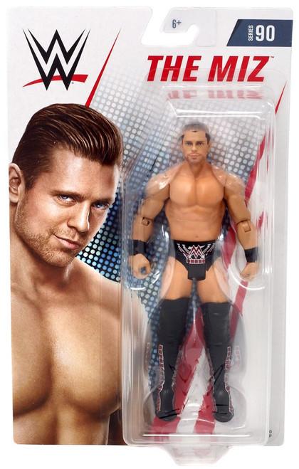 WWE Wrestling Series 90 The Miz Action Figure