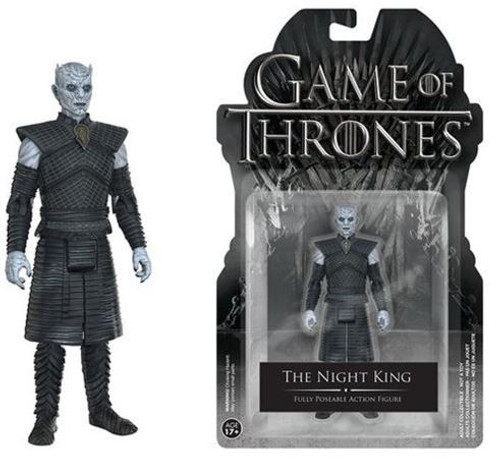 Funko Game of Thrones Night King Action Figure [Damaged Package]