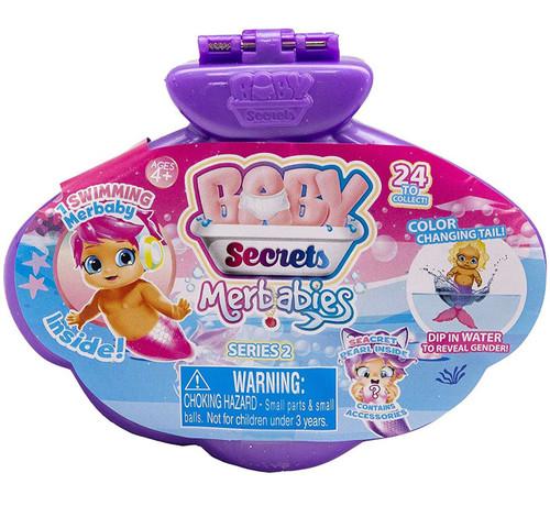 Baby Secrets Series 2 Merbabies Mystery Pack