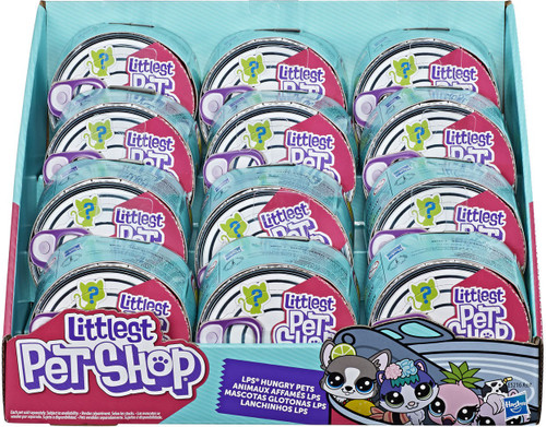 Littlest Pet Shop Series 1 Hungry Pets Mystery Box [12 Packs]