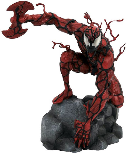 Marvel Gallery Carnage 9-Inch Collectible PVC Statue (Pre-Order ships February)