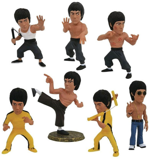 D-Formz Bruce Lee Mystery Box [12 Packs]