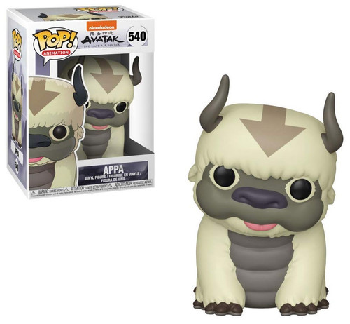 Funko Avatar The Last Airbender POP! Animation Appa Vinyl Figure #540