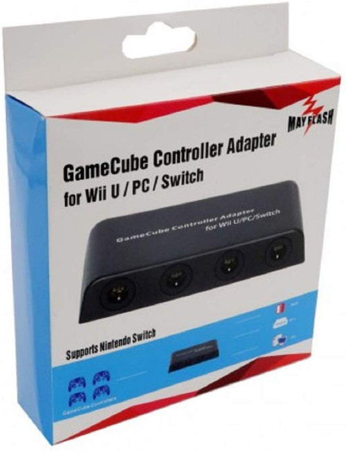 Nintendo Gamecube Controller Adapter [Great for Smash!]