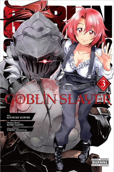 Goblin Slayer Volume 3 Manga Trade Paperback