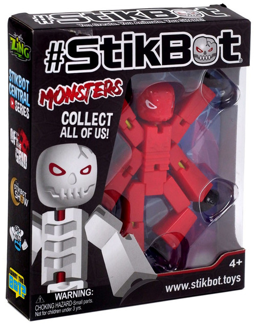 Stikbot Monsters Insector Figure