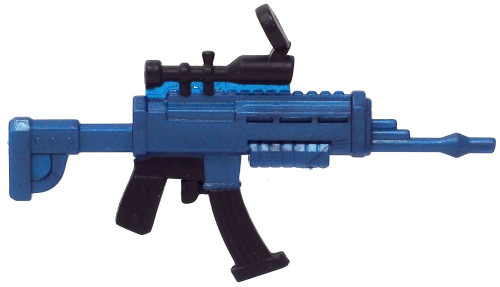 Fortnite Scoped Assault Rifle 2-Inch Rare Figure Accessory [Loose]