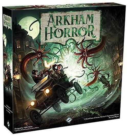 Arkham Horror Board Game [2018]