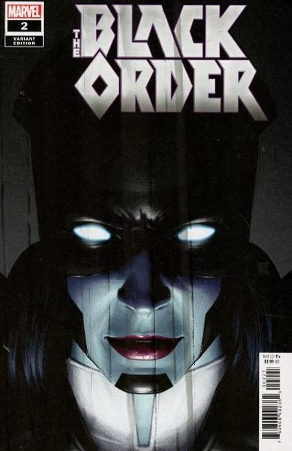 Marvel Comics Black Order #2 Comic Book [Christopher Variant Cover]