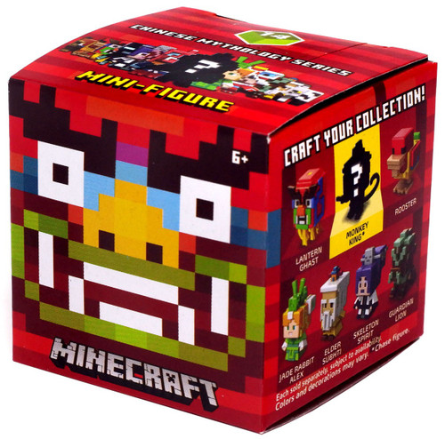 Minecraft Chinese Mythology Series 14 Mystery Pack