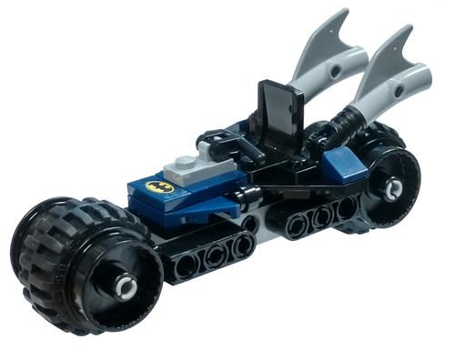 LEGO DC Universe Super Heroes Batcycle Loose Vehicle [Loose]