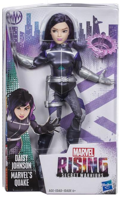 Marvel Rising Secret Warriors Daisy Johnson Action Figure [Quake]