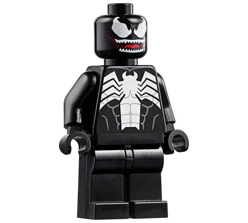 LEGO Marvel Spider-Man Venom Minifigure [Loose]