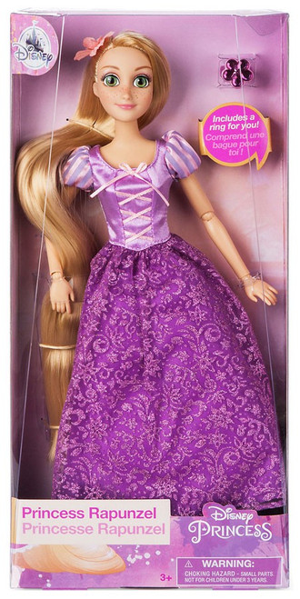 Disney Princess Tangled Classic Rapunzel Exclusive 11.5-Inch Doll [with Ring, Damaged Package]