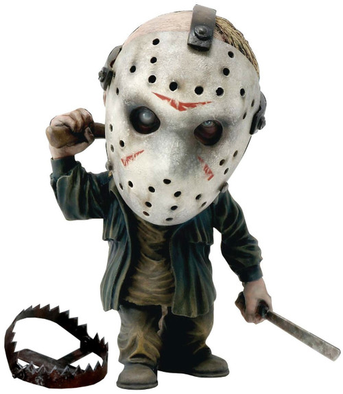 Friday the 13th Deform Real Series Jason Voorhees 6-Inch Vinyl Figure [Deluxe Version]
