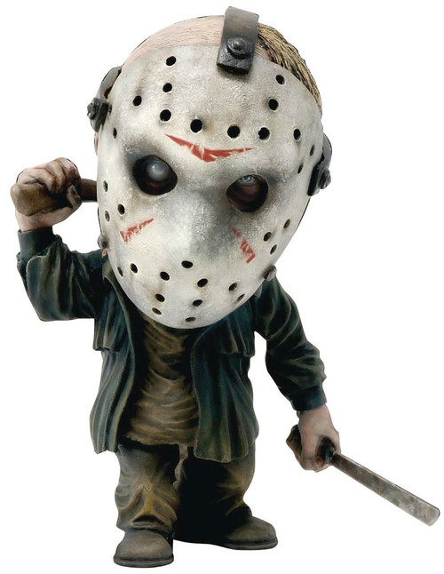 Friday the 13th Deform Real Series Jason Voorhees 6-Inch Vinyl Figure [Regular Version]